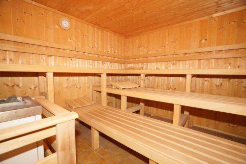 Sauna im Hallenbad